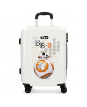 Star Wars Maleta de cabina   Troopers BB8 Blanco - 1