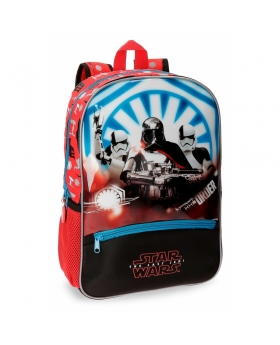Star Wars Mochila preescolar  The Last Jedi  adaptable a carro Multicolor - 1