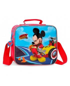 Mickey Mouse Neceser adaptable a trolley con bandolera Lets Roll Mickey  Multicolor - 1