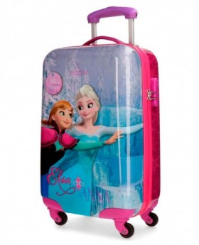 Disney Frozen Magic Maleta de mano Lila 0