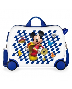 Mickey Mouse Maleta correpasillos Mickey Good Mood Multicolor - 1