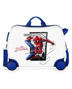 Spider-Man Maleta correpasillos Spiderman Action Azul - 1