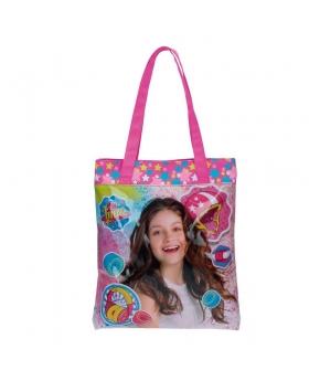 Soy Luna Bolso shopper Luna Star Rosa - 1