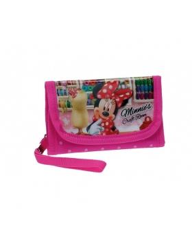Minnie Mouse Billetero Minnie Craft Room Rosa - 1