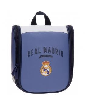 Real Madrid Neceser Vintage RM Lila Morado - 1