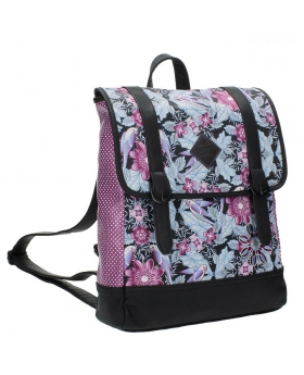 Catalina Estrada Mochila  Jungle Multicolor - 1