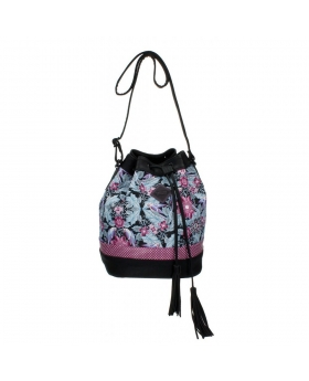 Catalina Estrada Bolso saco  Jungle Multicolor - 1
