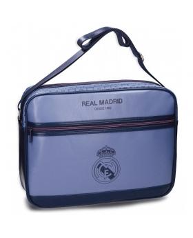 Real Madrid Carterón de viaje  Blue Morado - 1