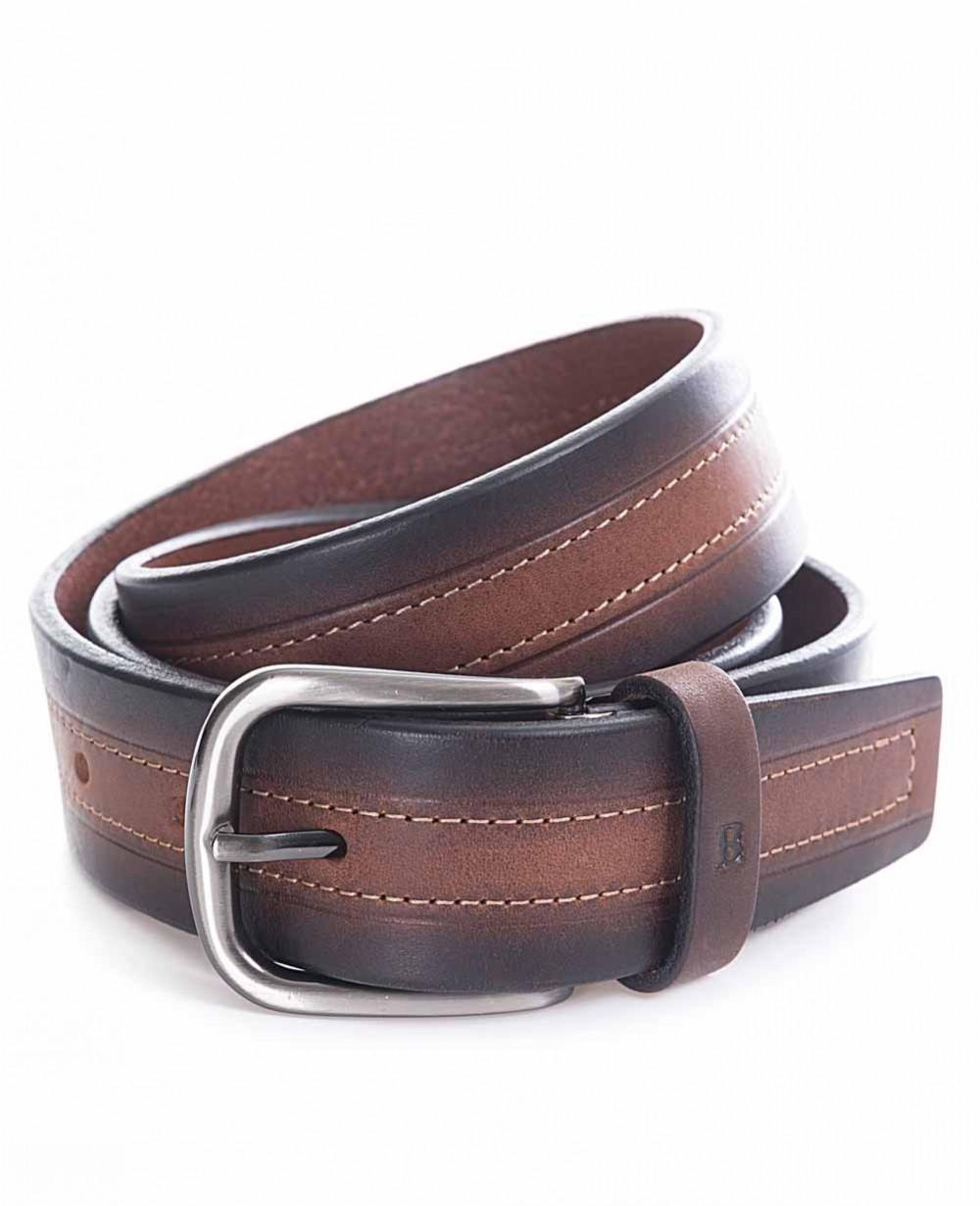 Miguel Bellido Cinturón clásico Piel Marrón 105 (Foto )