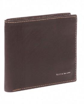 Billetero de piel Titto Bluni Elegant Americano - 11cm | Maletia.com