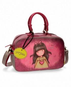 Bolsa de Viaje Santoro Heartfelt Morada - 37cm | Maletia.com