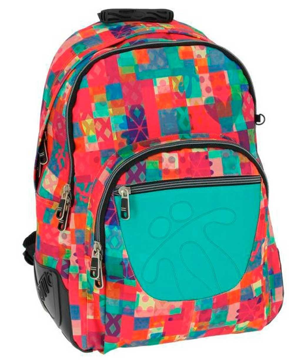 Totto Crayola Mochila Multicolor (Foto )
