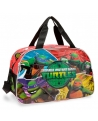 Tortugas Ninja Cartoon Bolsa de Viaje Multicolor (Foto 1)