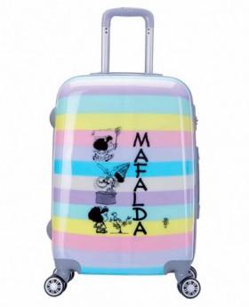 Mafalda Zahara Maleta mediana Multicolor 0