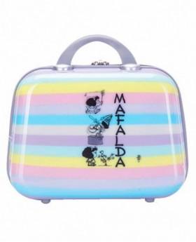 Mafalda Zahara Neceser rígido Multicolor