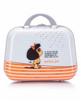 Mafalda Tarifa Neceser rígido Naranja 0