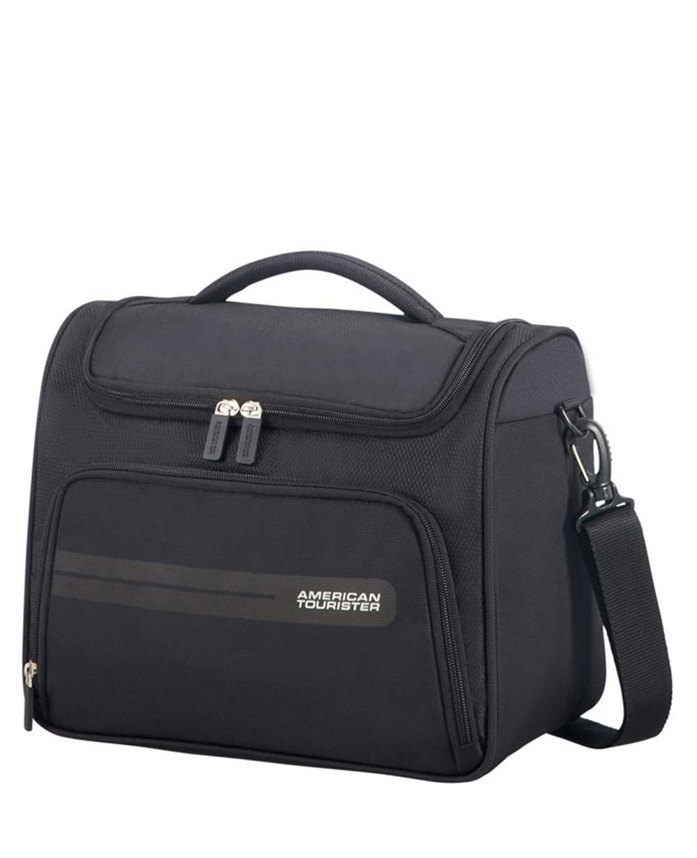 American Tourister Summer Voyager Neceser Negro (Foto )