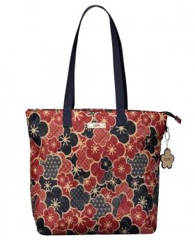 Totto Bolso shopper mujer Rojo - 1