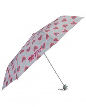 Totto Paraguas Gris - 1