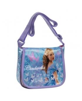 Princesas Bandolera con solapa Cinderella azul Multicolor - 1