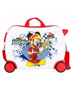 Mickey Mouse Maleta correpasillos Mickey Joy Multicolor - 1