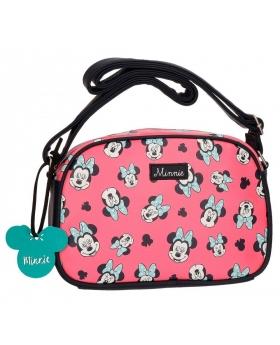 Minnie Mouse Bandolera Minnie Wink Rosa - 1