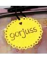 Santoro Gorjuss Neceser ABS Gorjuss adaptable a trolley The Secret Multicolor (Foto 2)