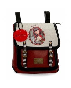 Santoro Gorjuss Mochila pequeña Gorjuss con bandolera Little Red Riding Hood Multicolor - 1