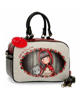 Bolso de viaje pequeño Gorjuss Little Red Riding Hood Santoro Gorjuss Multicolor 37cm | Maletia.com