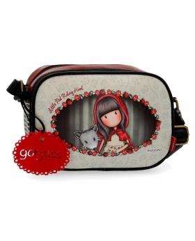 Santoro Gorjuss Bandolera Gorjuss Little Red Riding Hood Multicolor - 1