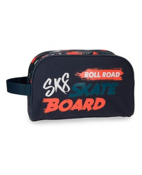Roll Road Neceser Doble Compartimento Adaptable  Freestyle Multicolor - 1