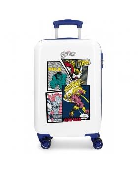 Marvel Maleta de cabina Sky Avengers rígida  Multicolor - 1