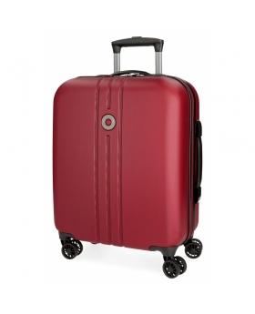 Movom Maleta de cabina rígida  Riga Roja Rojo - 1