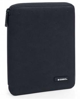 Funda tablet Gabol Alpha Negra - 23cm | Maletia.com