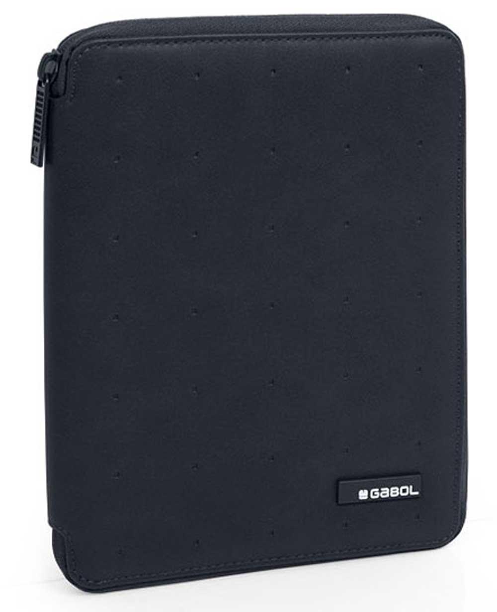 "Gabol Alpha 8"" Portafolio A5 tablet Negro (Foto )"