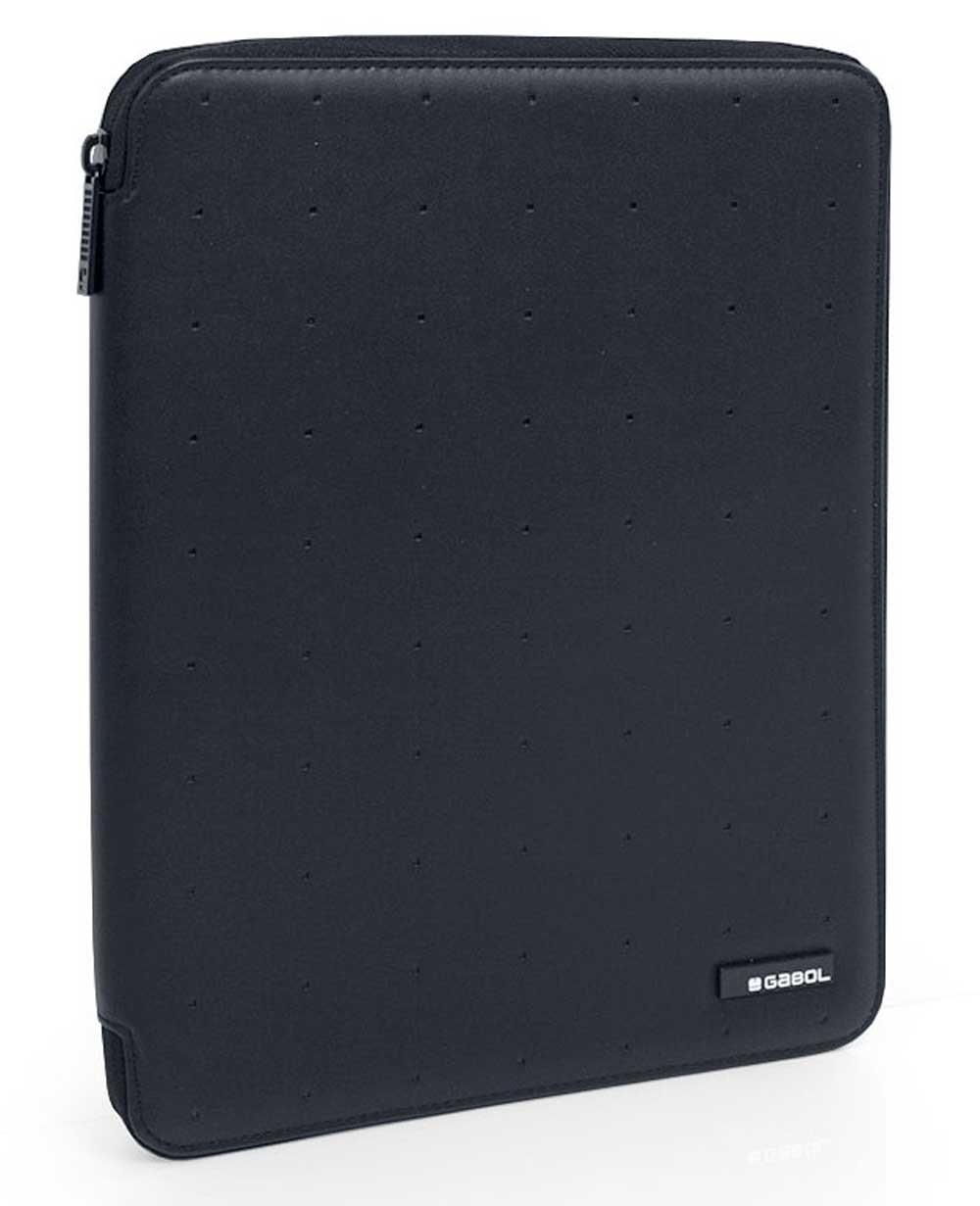 "Gabol Alpha 13.3"" Portafolio A4 tablet Negro (Foto )"