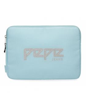 Pepe Jeans Funda para Tablet  Uma azul celeste Azul - 1