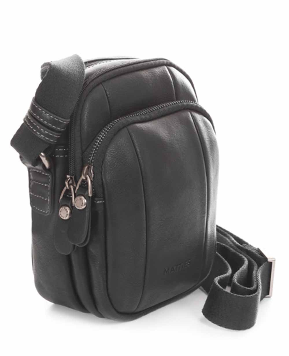 Matties Bags Bandolera Negra (Foto )