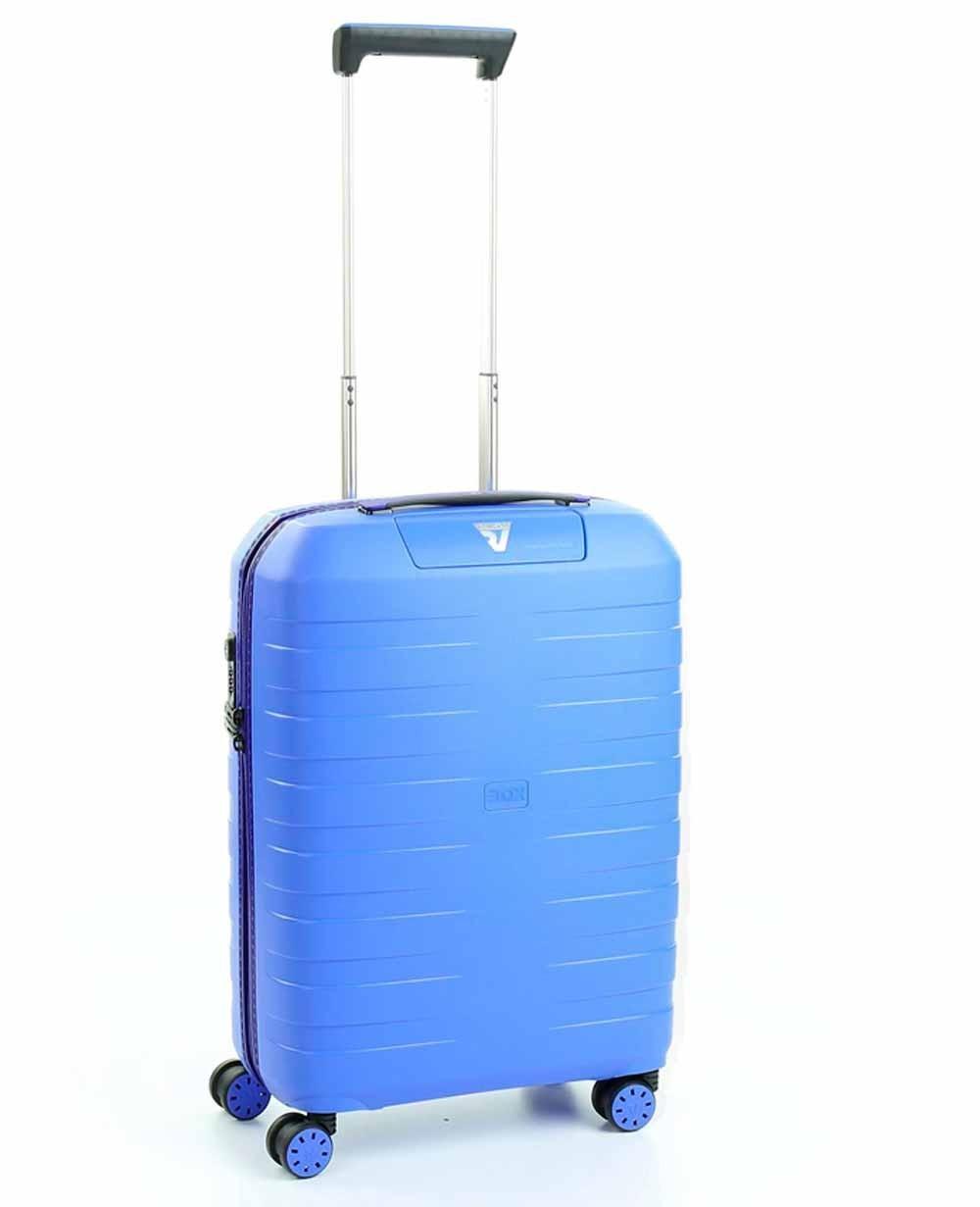 Roncato Box 2.0 Maleta de mano Azul (Foto )