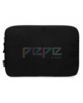 Pepe Jeans Funda para Tablet  Osset Negra Negro - 1