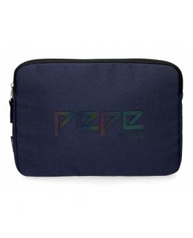 Pepe Jeans Funda para Tablet  Osset  Azul - 1