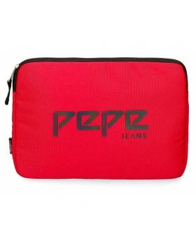 Pepe Jeans Funda para Tablet  Osset Roja Rojo - 1