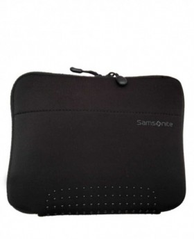 Funda tablet Samsonite Aramon Negra - 24cm | Maletia.com