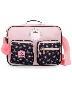 Enso Cartera Escolar  Daisy Multicolor - 1