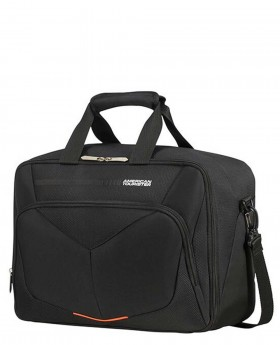Bolsa de viaje American Tourister SummerFunk Negro - 39cm | Maletia.com