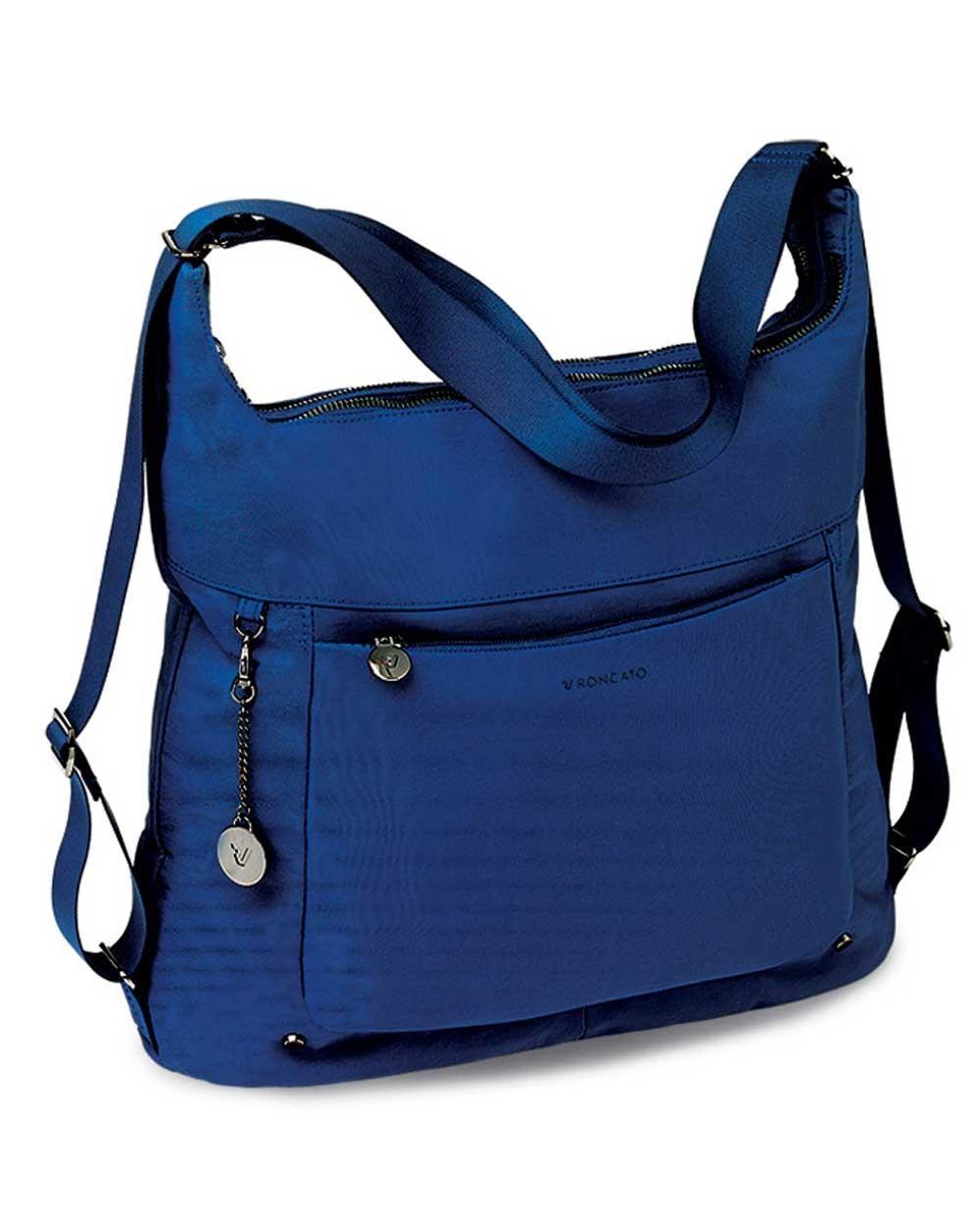 Roncato Madame Mochila de día Azul (bolso) (Foto )