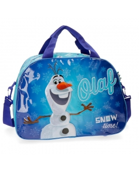 Frozen Bolsa de viaje Olaf Snow Azul - 1