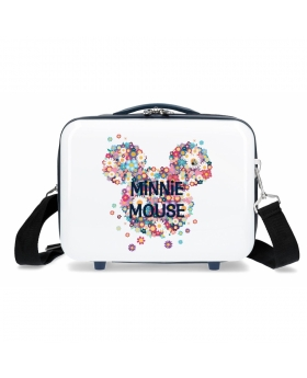 Minnie Mouse Neceser ABS Minnie Sunny Day Flores  Azul - 1