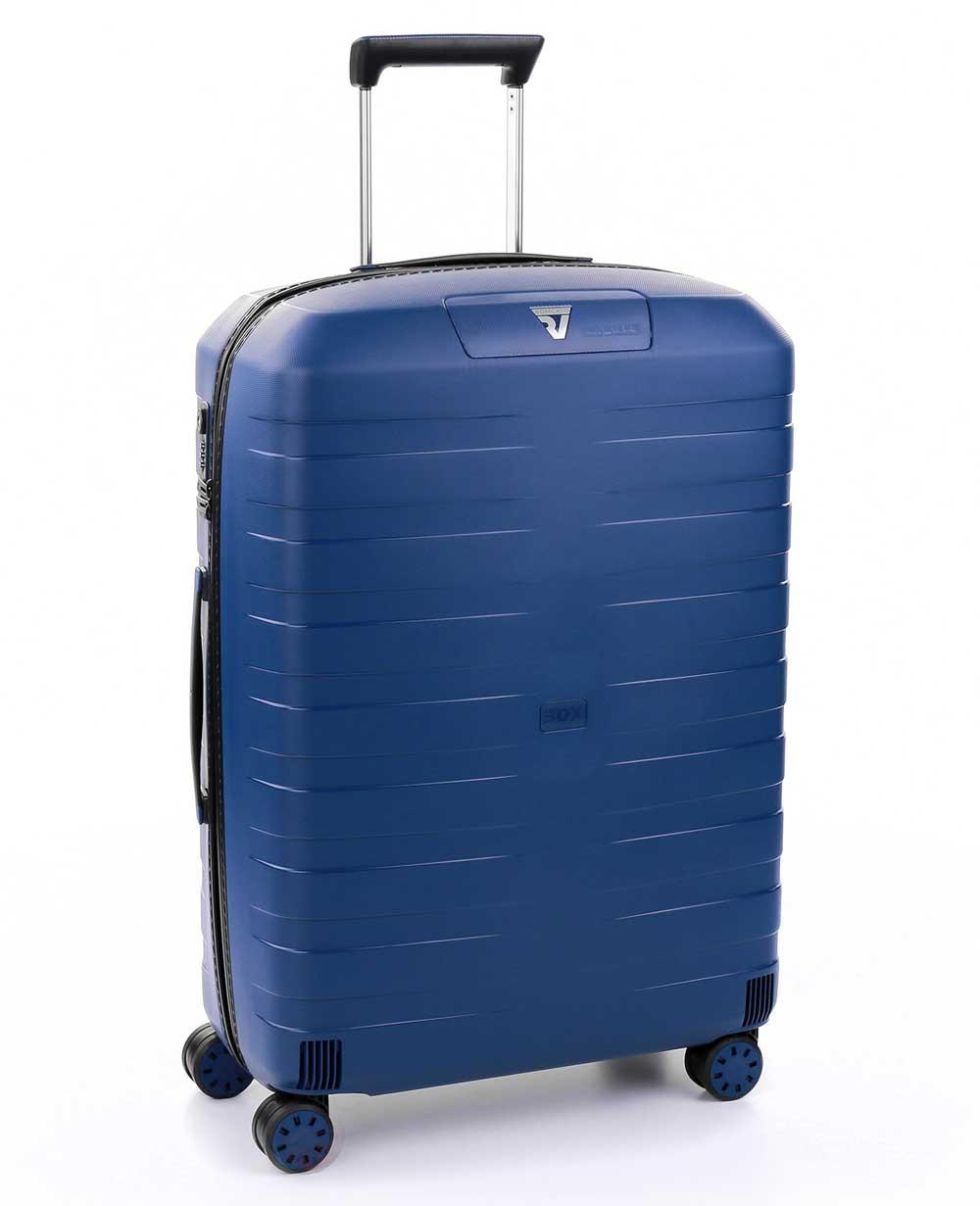 Roncato Box 4.0 EXP Maleta mediana Azul Marino (Foto )