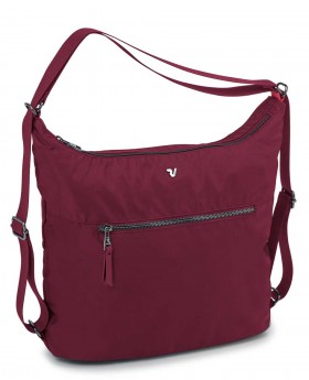 Bolso Roncato Bloom Burdeos - 27cm | Maletia.com